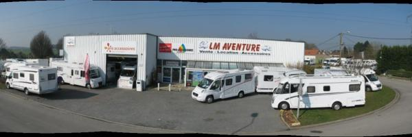 LM Aventure - Location camping-car France