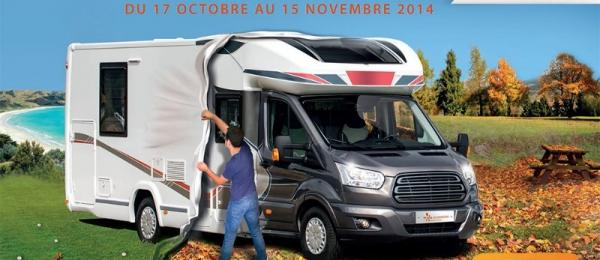 Promotions accessoires du 17 octobre au 15 Novembre 2014